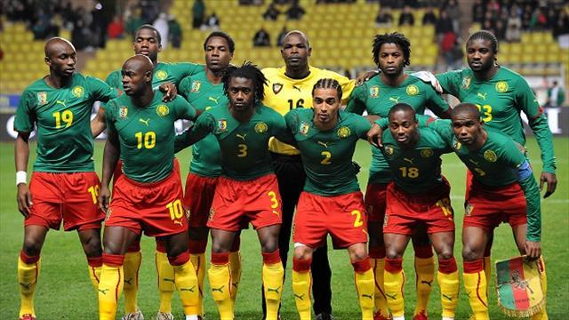 World Cup - Cameroon cancel send-off match