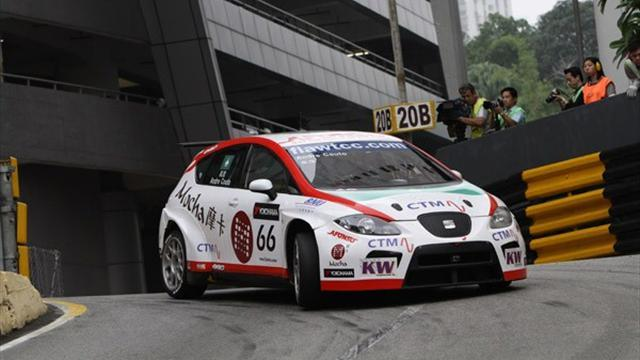 WTCC - Couto to race at Macau for SUNRED