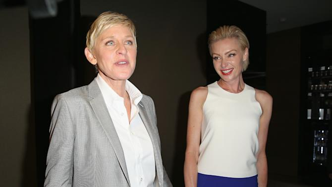 Ellen DeGeneres Welcome Party