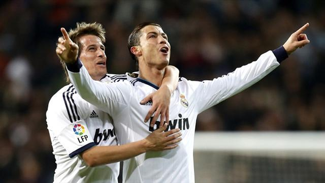 Liga - Ronaldo hands over 100k from UEFA to Afghan victims