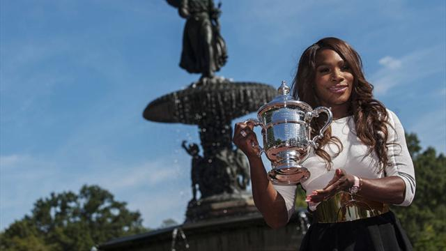 Tennis - Jaded Serena withdraws from Tokyo