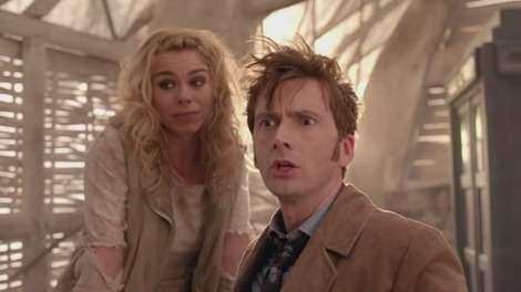 Doctor Who: Billie Piper Preferred Kissing Tennant To ...