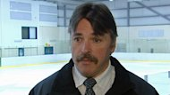 Brian Cranford, who coaches the Mount Pearl Junior Blades, has had his one-year suspension overturned.