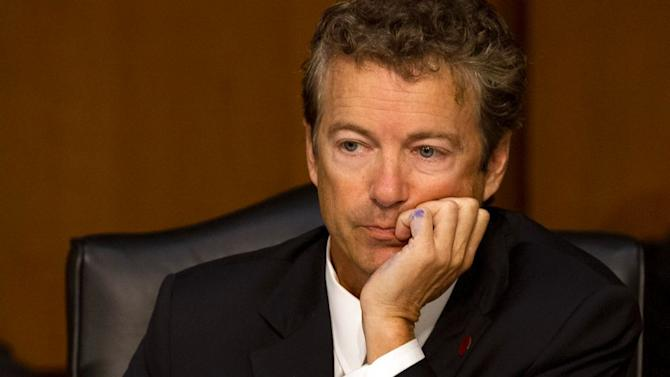 Rand Paul Thinks Crack Sentencing Is Whack