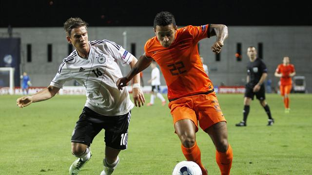 World Cup - Dutch bring in uncapped teenager Depay