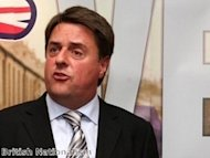 'Nobody came': BNP's Nick Griffin escapes legal action over gay B&B tweet