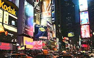 7 Facebook Ad Call To Action (CTA) Tips, Techniques & Best Practices image times square