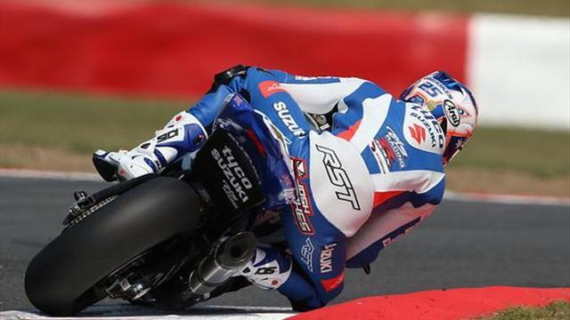 Superbikes - Snetterton BSB: Brookes confident he can improve tomorrow