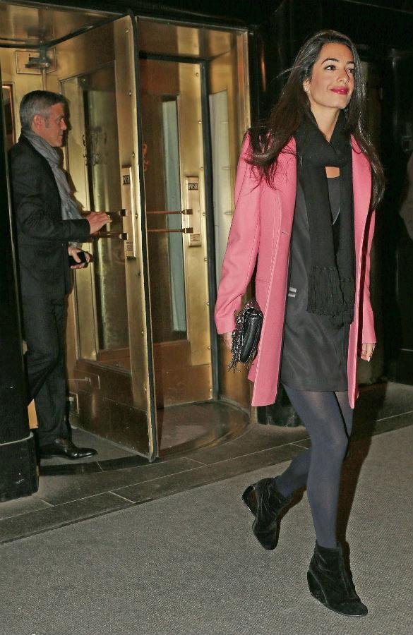 Amal Alamuddin's Mother 'Thinks She Can Do Better' Than George Clooney