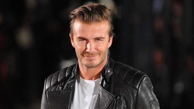 Concacaf Football - Beckham confirms MLS franchise in Miami