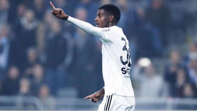 Everton Hoping to Edge Out Real Madrid in Race to Sign Swedish Teenage Sensation Alexander Isak