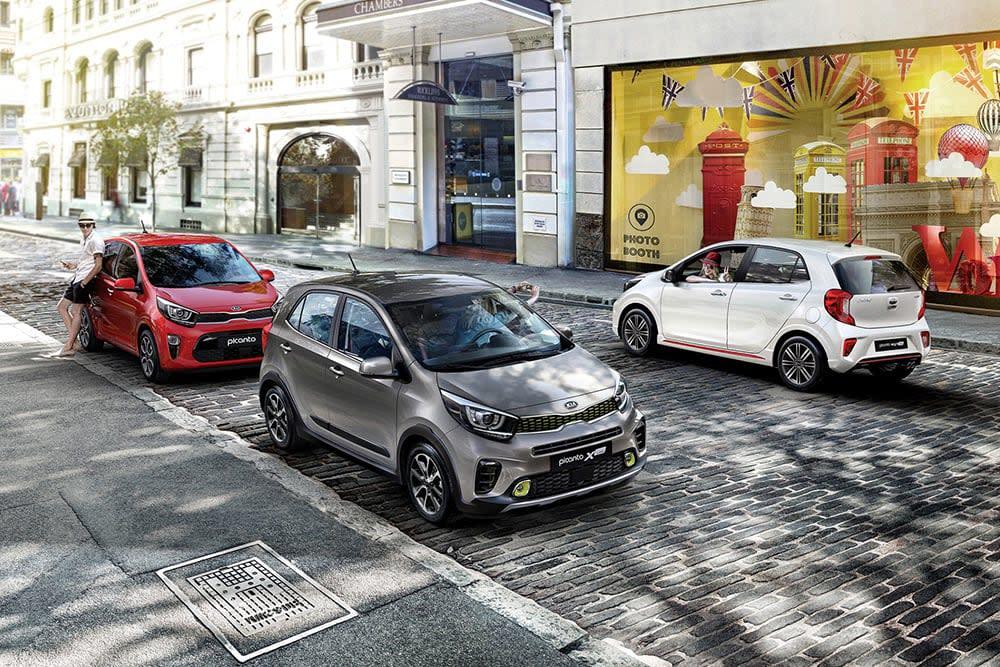 歡慶上半年銷量創新高!Kia推Picanto低頭款2.2萬優惠、全車系再享涵碧樓專屬旅宿假期