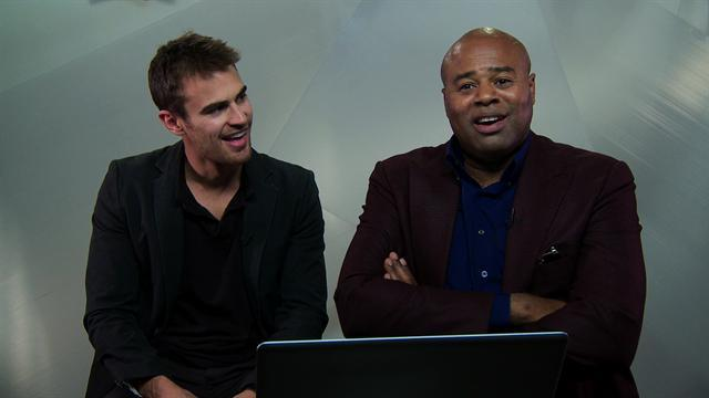 Golden Boy - Live Chat feat. Chi McBride and Theo James