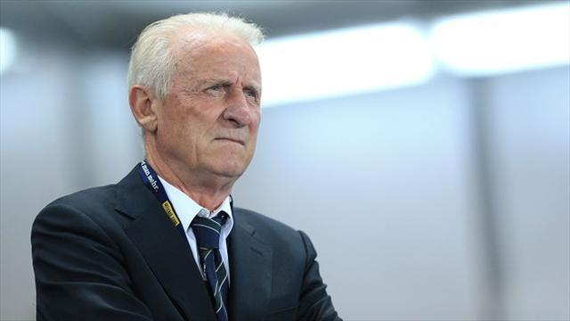 World Cup - Trapattoni: I could manage team at World Cup