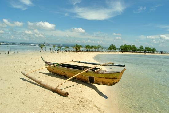 The mere mention of Davao beaches conjures images of the Island Garden City of Samal, a postcard-perfect city of Davao Del Norte is comprised of 46 modest villages (Photo by Gael Hilotin)