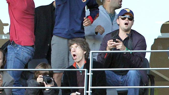 Dicaprio Jagger South Africa