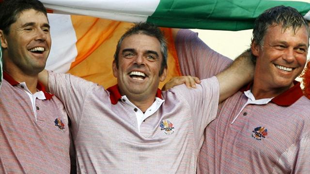 Ryder Cup - McGinley named Europe's captain