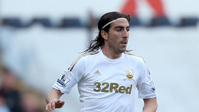 Swansea defender Chico Flores is closing in on a return to fitness