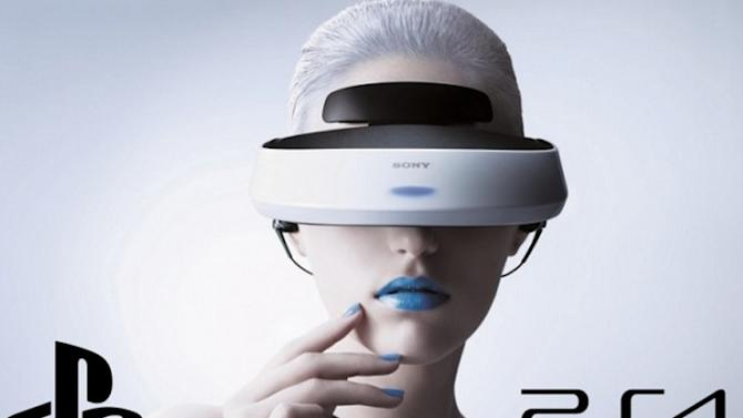 Sony unveils Project Morpheus, its virtual reality headset for the PS4