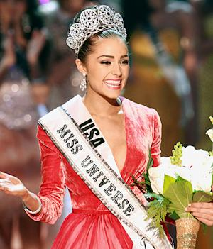 Miss Universe 2012 Olivia Culpo: My Parents Didn't Think Pageants Were a Good Idea