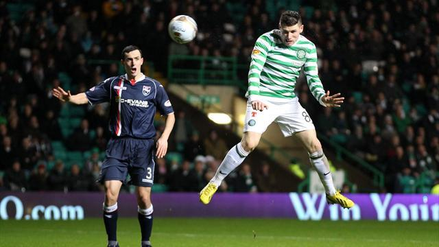 Football - Lennon hails Hooper