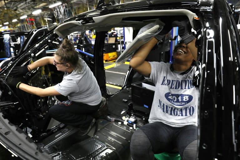 Ford busca aumentar su producción en China para evitar aranceles