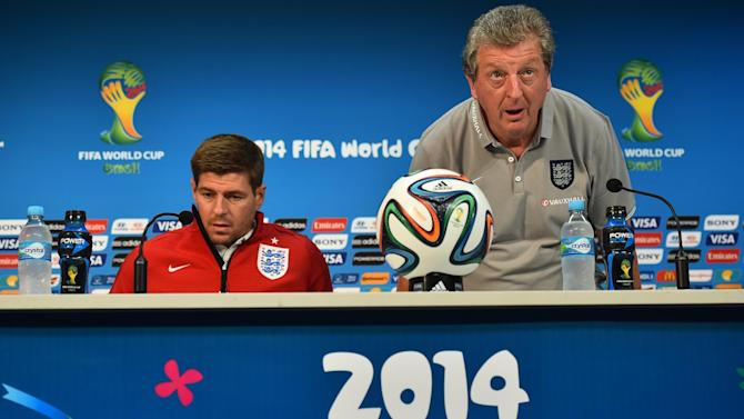 World Cup - England to make big changes, Gerrard undecided on future