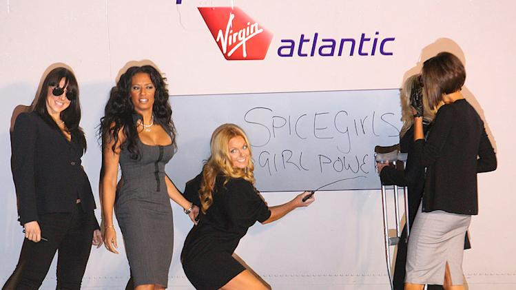 Spice Girls Spice One Plane