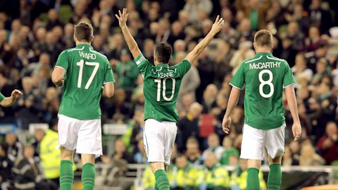 As it happened: Ireland v Latvia, International friendly