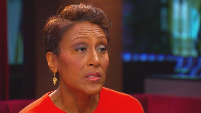 Robin Roberts on Disease Fight: At One Point I Wanted to Die (VIDEO)
