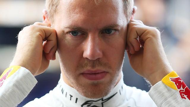Formula 1 - Vettel urged to feed off heckling