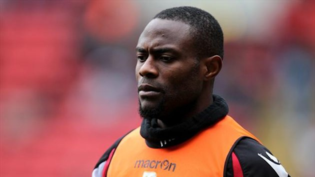 Akpo Sodje helped secured a vital win for Scunthorpe