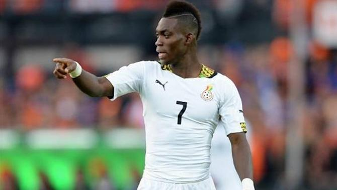 African Cup of Nations - Everton's Atsu scores late winner for Ghana