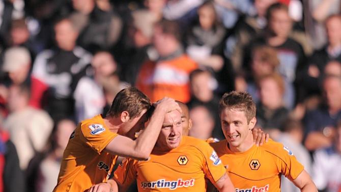 Jamie O'Hara (left) and Kevin Doyle