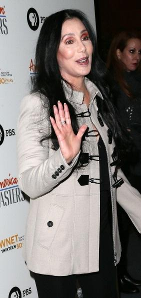 Cher Calls Donald Trump a 'Flaming A--hole'