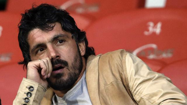 Serie A - Gattuso sacked by Palermo