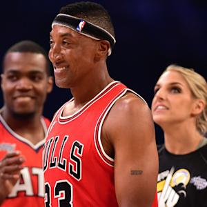 Pippen compares himself to LeBron