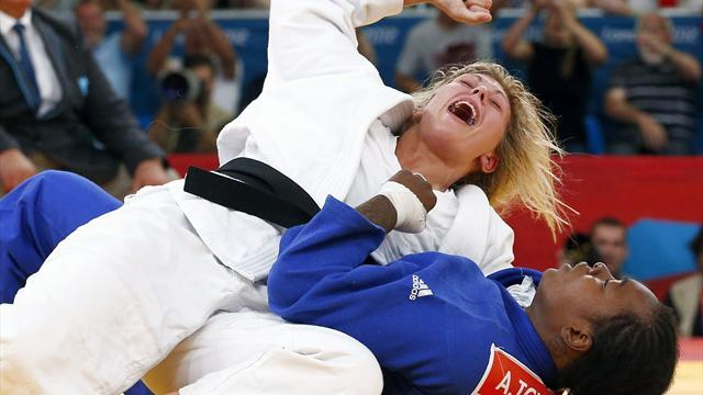 Judo - Five Brits pre-selected for Europeans