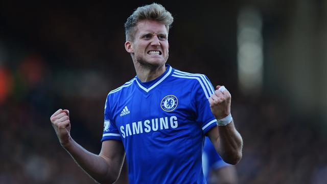 Premier League - Schuerrle: Critics jealous of Chelsea's success