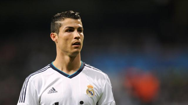 Football - Ronaldo relieved as Real progress
