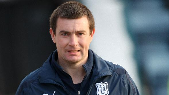 Barry Smith is ready to bolster his Dundee squad