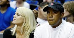 GOLF Tiger Woods and wife Elin in June 2009 - 0