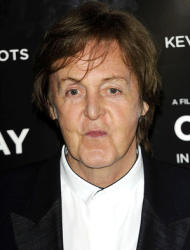 Sir Paul McCartney fuming over Beckham's Olympics snub