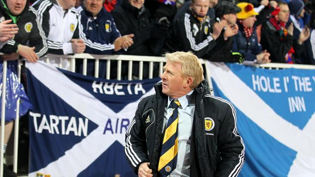 Scottish Football - Strachan: We should not be embarrassed