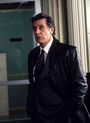 Al Pacino in Warner Brothers' Insomnia