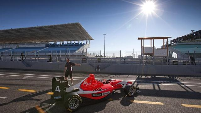 GP2 - Evans moves to Russian Time for 2014