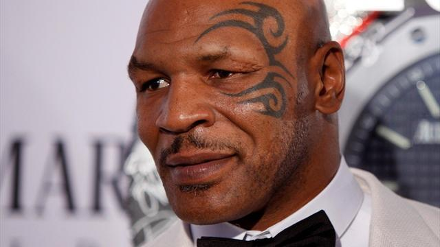Boxing - Tyson: I'm on verge of death from drugs and booze