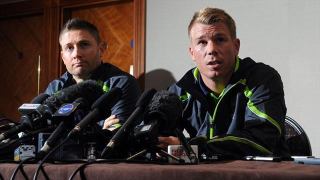 Cricket - Clarke: Australia united