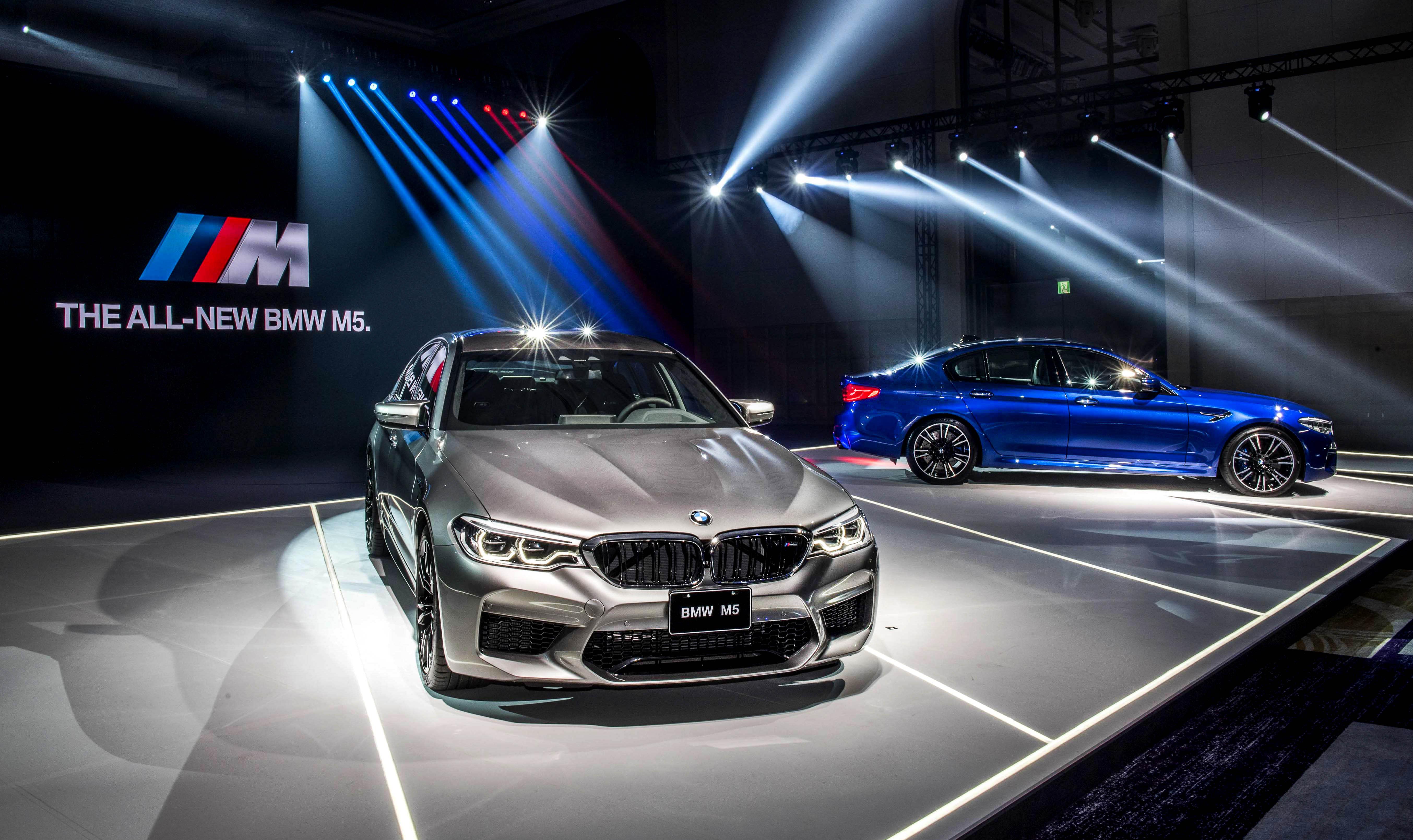 全新第六代BMW M5 正式登台