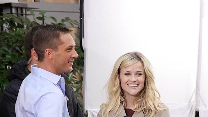 Hardy Witherspoon This Means War Set